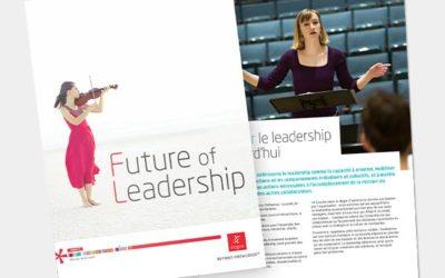 Le leadership, un levier stratégique pour conduire les transformations