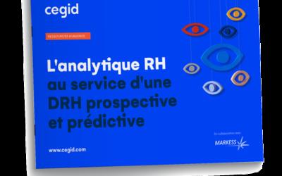 Analytique RH : au service d'une DRH prospective et prédictive